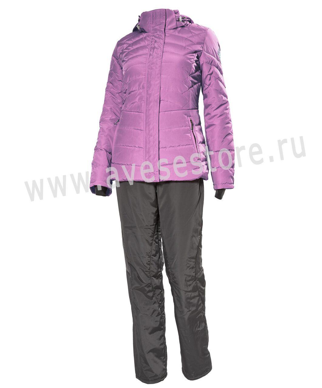 Зимние костюмы женские для прогулок