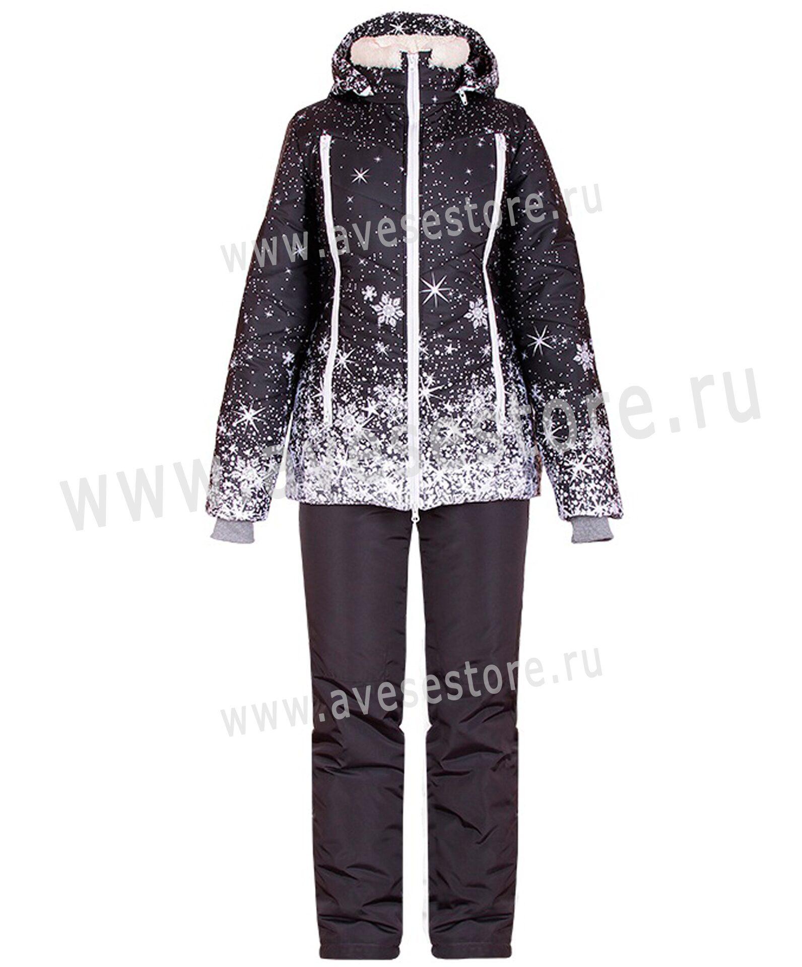 Женский костюм для прогулок