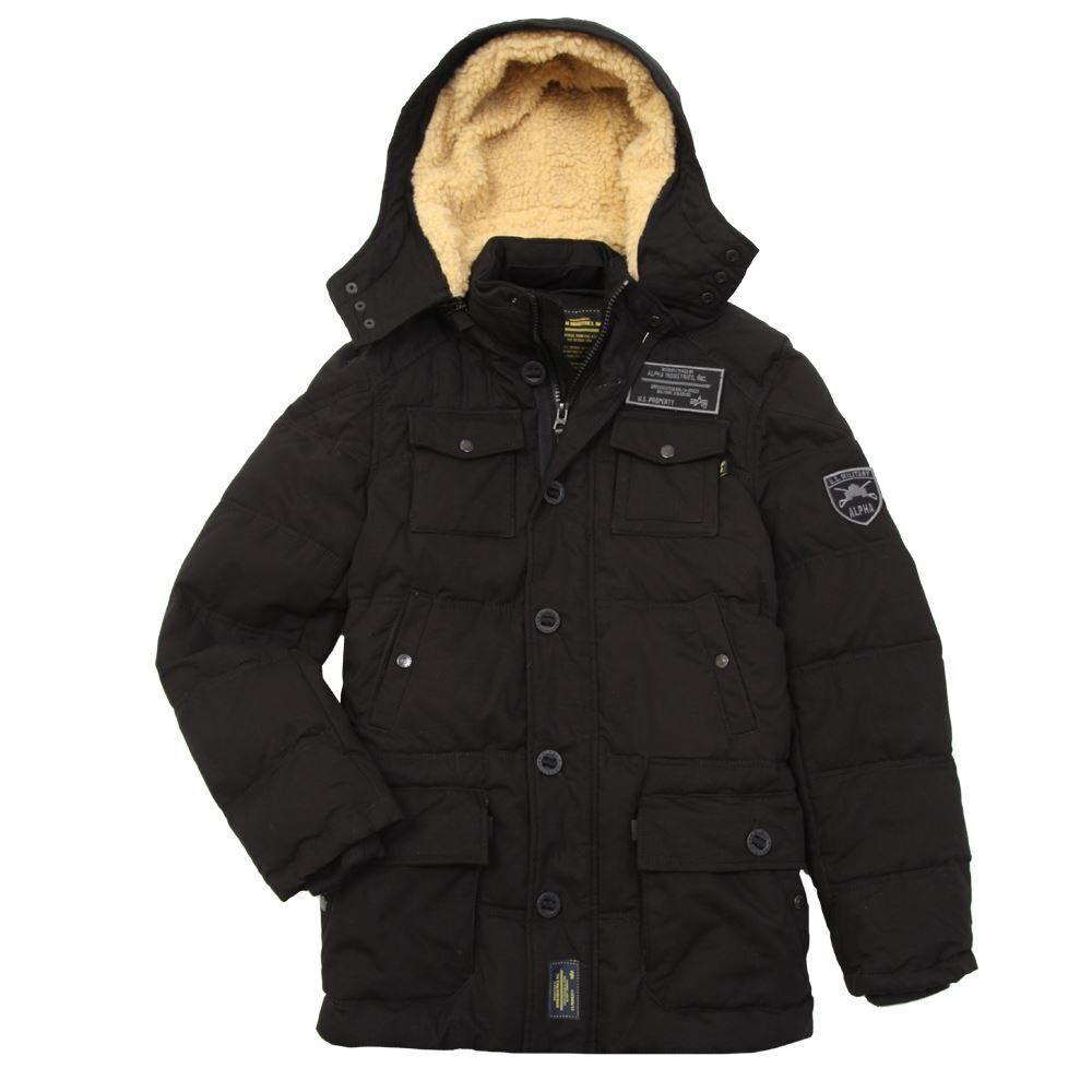 парка куртка мужская зимняя фото