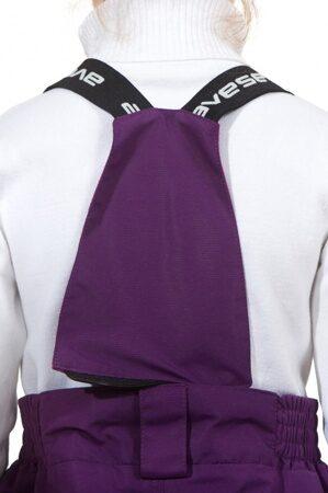 Зимний костюм для девочки подростка арт 256 фиолетовый цв 8