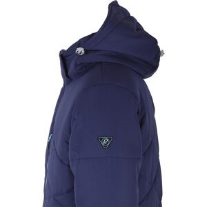 Зимняя куртка мужская удлиненная зима 2018 2019 арт 194 6