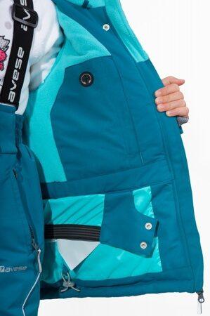 детский зимний костюм штаны на девочку 277 2 подкладка