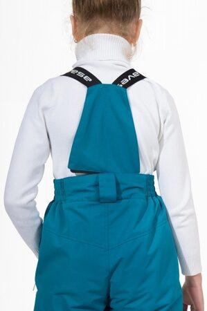 детский зимний костюм штаны на девочку 277 2 подкладка 2