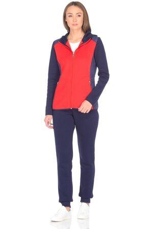 Спортивный костюм хлопковый осень весна женский 1093 1
